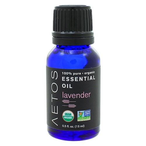 [세븐허브] Aetos 유기농 라벤더 에센셜 오일 14.8ml