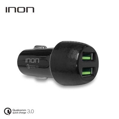 아이논 퀵차지3.0 2포트 차량용 시거잭 고속충전기 IN-CC220