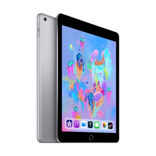 2018 New iPad 9.7 Wi-Fi 32GB 스페이스 그레이 MR7F2KH/A
