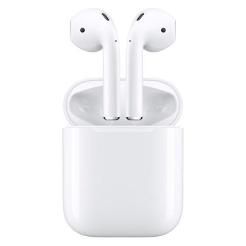 [애플] 에어팟 무선이어셋/마이크 [MMEF2KH/A]