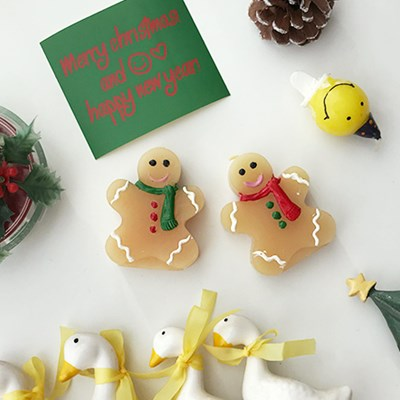 Ginger Cookie Candle 진저맨쿠키캔들