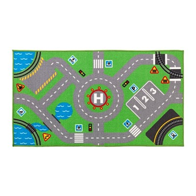 STORABO 도로모양 놀이매트/러그