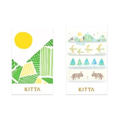 [KITTA] 포켓형 마스킹 테이프_KIT024 토끼