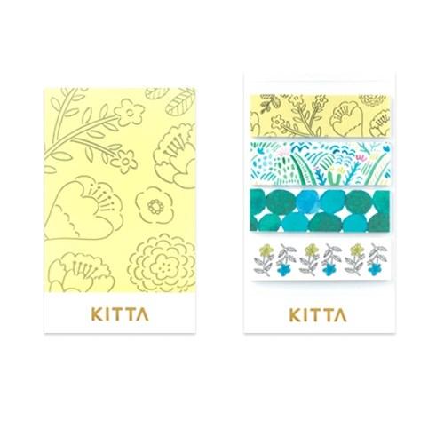 [KITTA] 포켓형 마스킹 테이프_KIT036 플랜츠