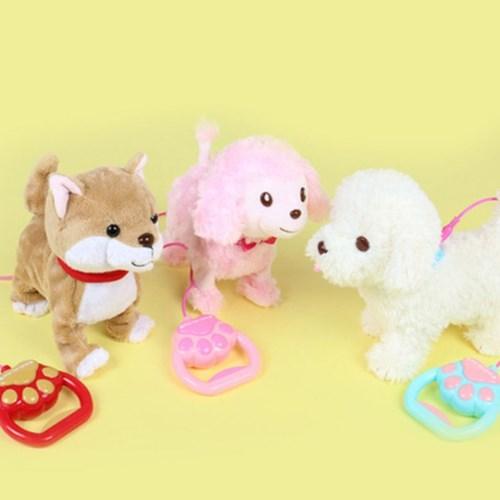 마더가든 움직이는 강아지 인형 장난감 작동인형_(1564299)