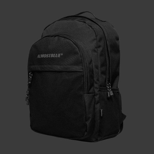 [선착순 사은품 증정] BLACK LABEL BACKPACK - BLACK