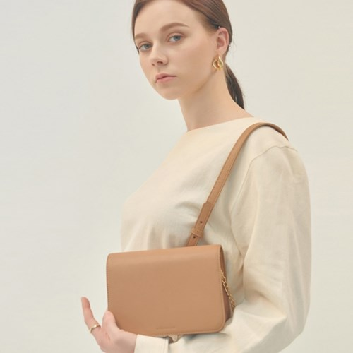 TONA MOOD BAG - BROWN