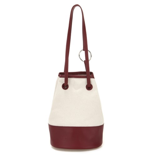 Fennec Bucket Bag - Wine