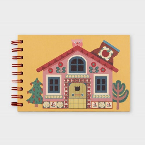 Oink House SKETCHBOOK