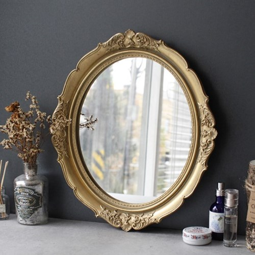 로망스 골드 거울_(1439149)