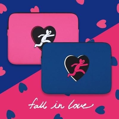 Fall in love (아이패드/11/13/15/17인치) 노트북파우치