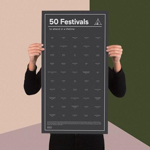 [도이] 살면서 한번은 가볼만한 축제 50 포스터_(1502511)