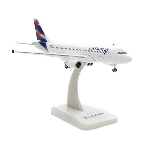 1/200 A320 (HG910758WH) 라탐항공 모형비행기