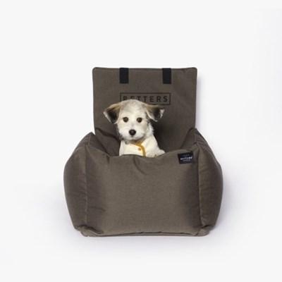 강아지 카시트 Dog Carseat - Khaki