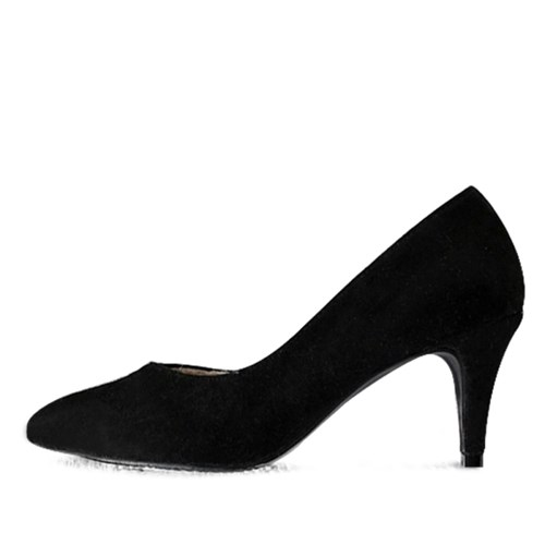 kami et muse Soft fur pumps heel _KM18w298