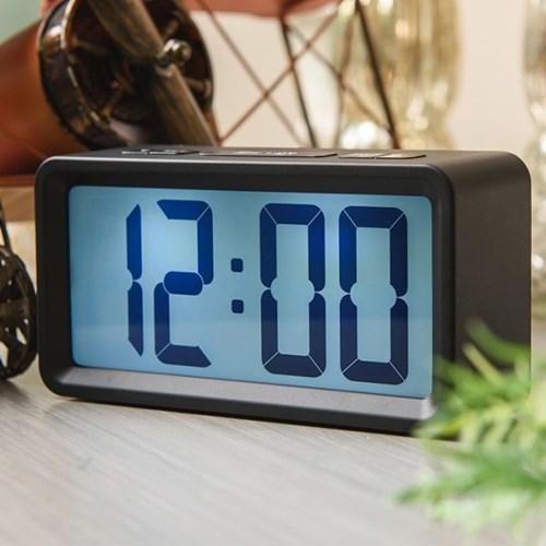 오리엔트 OT1582B 야간라이트 평일주말알람 디지털시계 OT1582