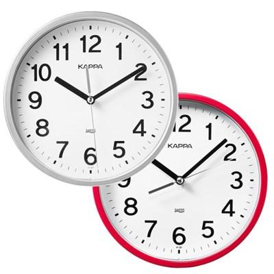 카파 IP189 무소음 슬림프레임 인테리어벽시계 2종 택1