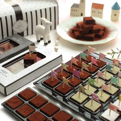 G 로맨틱플래그 파베 초콜릿 만들기 세트 빼빼로 DIY 막대과자