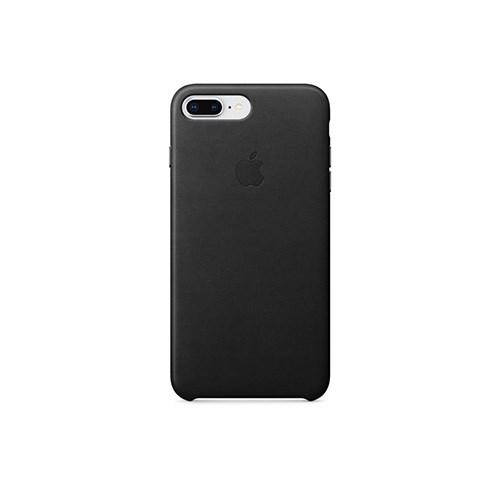 iPhone 8 & 7 Plus 가죽 케이스 - 블랙 [MQHM2FE/A]