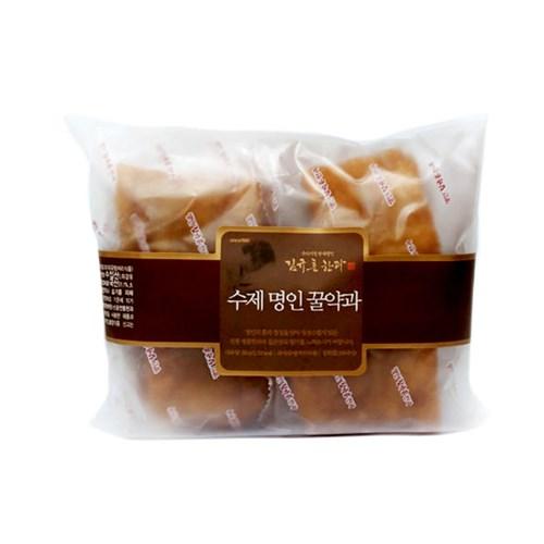 신궁전통한과 명인 김규흔 수제명인 꿀약과 320g