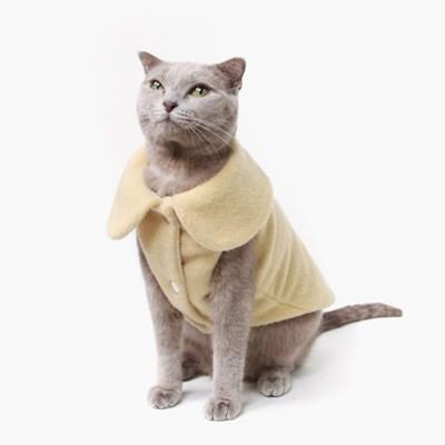 I'm alpaca vest(아임 알파카 베스트)_YELLOW