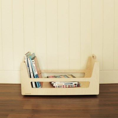 Blokk Book Cart