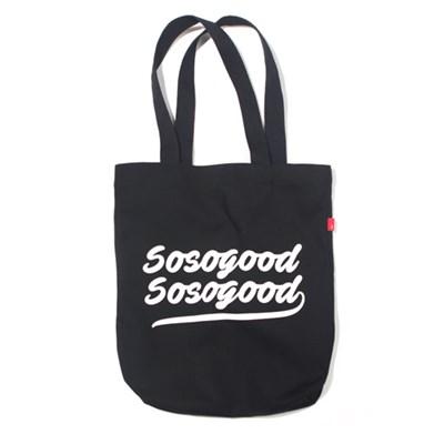 SSGSSG ECO BAG-BLACK