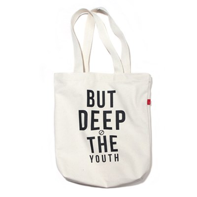 THE YOUTH ECO BAG-IVORY