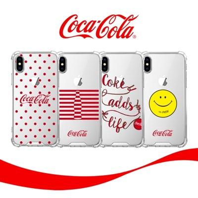 스키누 x Coca-Cola 투명케이스
