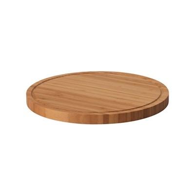 이케아 OLEBY 대나무도마 (원형)/도마/원목도마