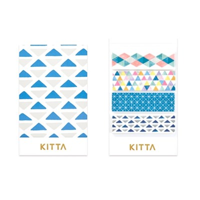 [KITTA] 포켓형 마스킹 테이프_KIT019 키카가쿠