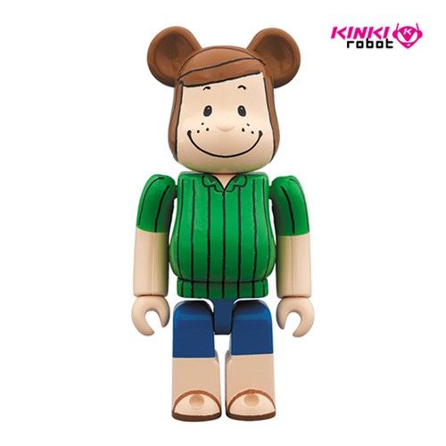 [KINKI ROBOT]100%BEARBRICK PEPPERMINT PATTY (1901005)