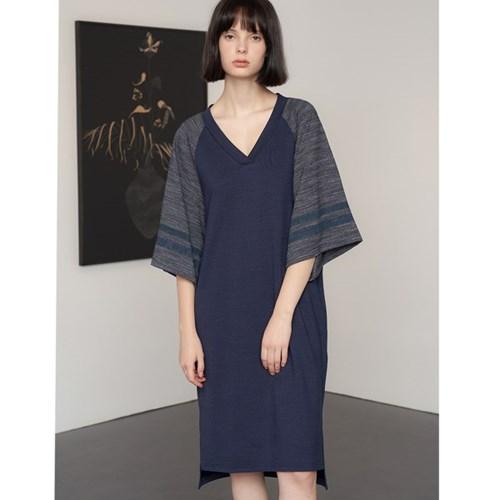 [제이비리파인] LOOSE FIT JERSEY DRESS