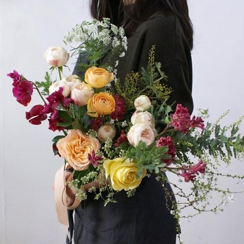 [텐텐클래스] (평택) 플라워클래스: 꽃으로 물들이는 나의하루(4회)