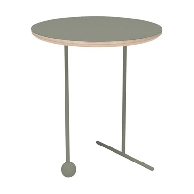 Plain Table - Olive