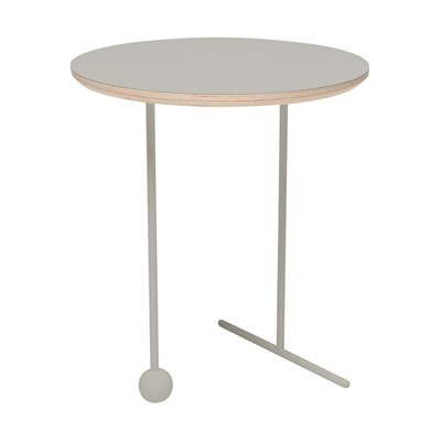 Plain Table - Light gray