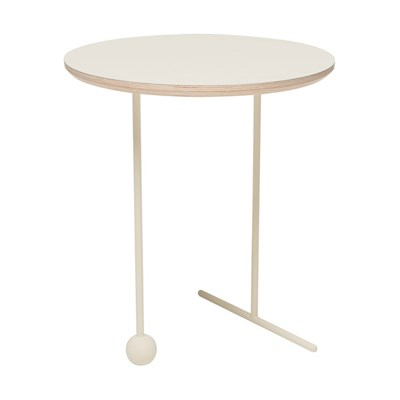 Plain Table - Beige