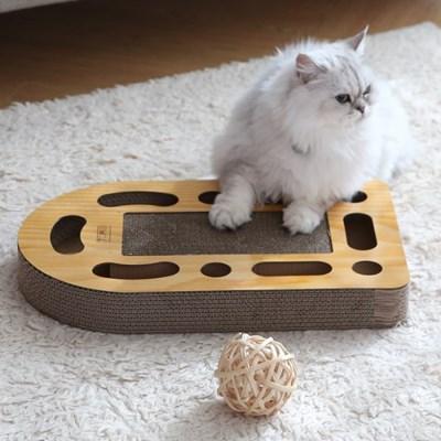 토모 고양이 장난감 서킷 스크래쳐