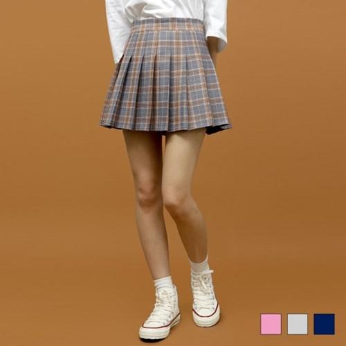 3407 지지 테니스 스커트 (3colors)
