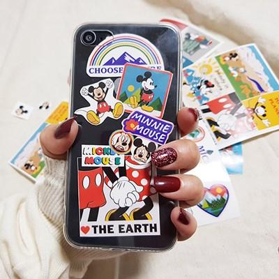 미키마우스(정품) D.I.Y 케이스(아이폰/갤럭시/LG)