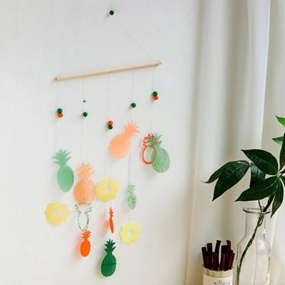 [리빙프로젝트] 행잉데코 _ 과일