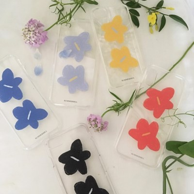 color flower phonecase