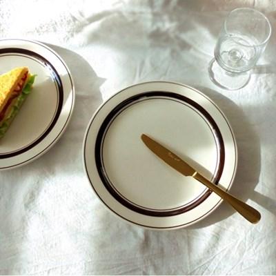 카네수즈 디너 접시 디저트접시