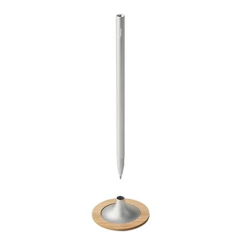 대나무 스탠딩 펜 실버 Bamboo Standing Pen Silver