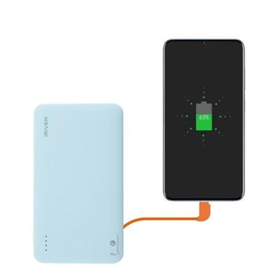 아이리버 스마트 퀵 차지 보조배터리 IPB-10000Q