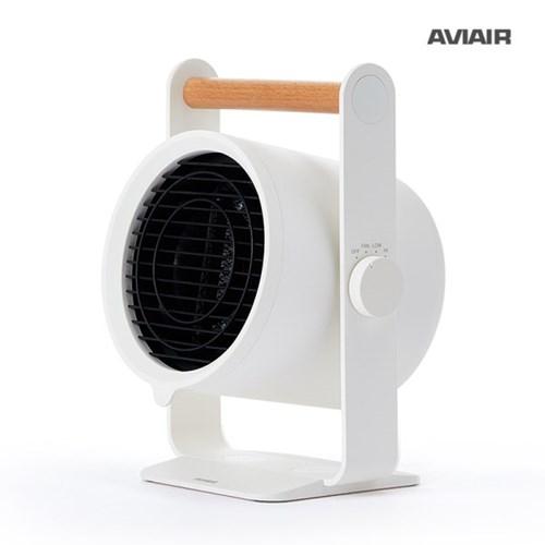 [에비에어]E PTC 히터 컴팩트 온풍기 V9 900w 저전력 급속난방