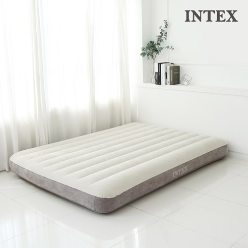 INTEX 듀라빔 플러스 에어매트 (퀸)