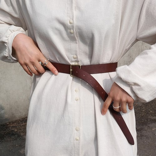Daily leather belt(소가죽)