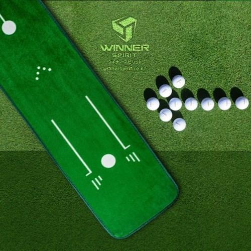 위너스피릿 미라클 580 오토리턴 골프 퍼팅 연습기(WIS-580)