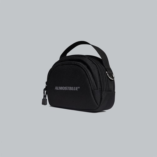 ALMOSTBLUE POUCH MINI BAG (파우치 미니백)